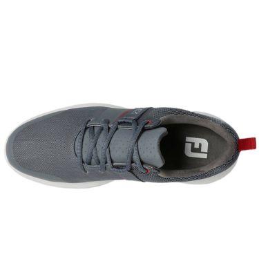 フットジョイ FootJoy FJ FLEX フレックス メンズ スパイクレス ゴルフシューズ 56122 SMNV スモークネイビー 2020年モデル 詳細3