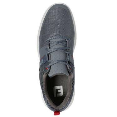フットジョイ FootJoy FJ FLEX フレックス メンズ スパイクレス ゴルフシューズ 56122 SMNV スモークネイビー 2020年モデル 詳細5
