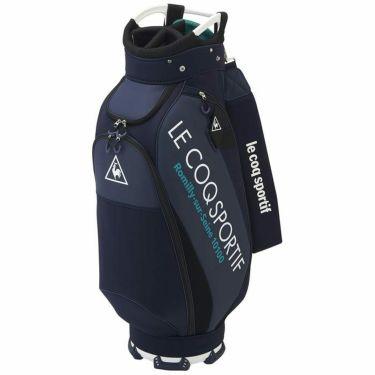 ルコック Le coq sportif スポーツモデル メンズ キャディバッグ QQBQJJ00 NV00 ネイビー 2020年モデル 詳細1