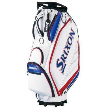 スリクソン SRIXON スポーツレプリカモデル メンズ キャディバッグ GGC-S164 ホワイトレッド 2020年モデル ホワイトレッド