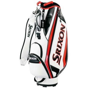スリクソン SRIXON 軽量スタンダードモデル メンズ キャディバッグ GGC-S166 ホワイト 2020年モデル ホワイト