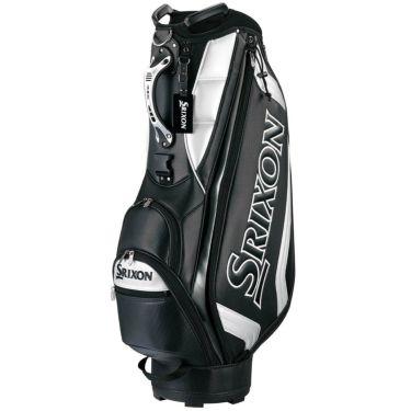 スリクソン SRIXON 軽量スタンダードモデル メンズ キャディバッグ GGC-S166 ブラックシルバー 2020年モデル ブラックシルバー