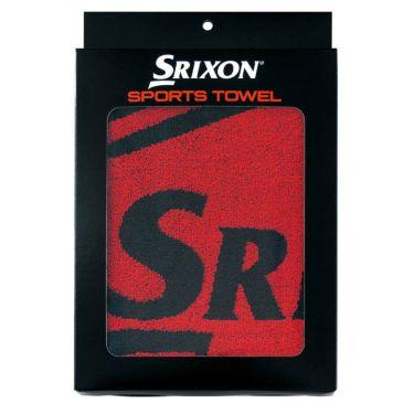 スリクソン SRIXON スポーツタオル GGF-20449 レッド 2020年モデル 詳細1