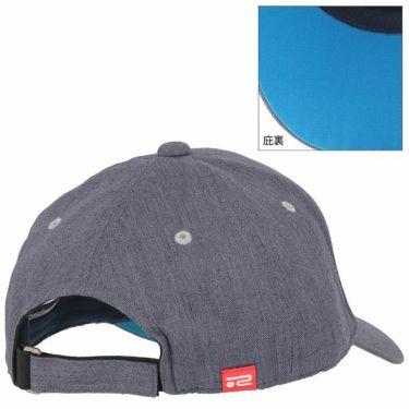 ロサーセン Rosasen ロゴ刺繍 ツイル メンズ キャップ 046-53831 95 ブルー 2020年モデル 詳細1