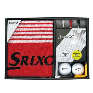 スリクソン SRIXON X2 エックスツー ボール入りギフト GGF-F2083 2020年モデル 詳細1