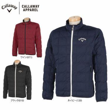 キャロウェイ Callaway メンズ スターストレッチ 中綿 収納袋付き 長袖 フルジップ ブルゾン 241-0215505 2020年モデル 詳細1
