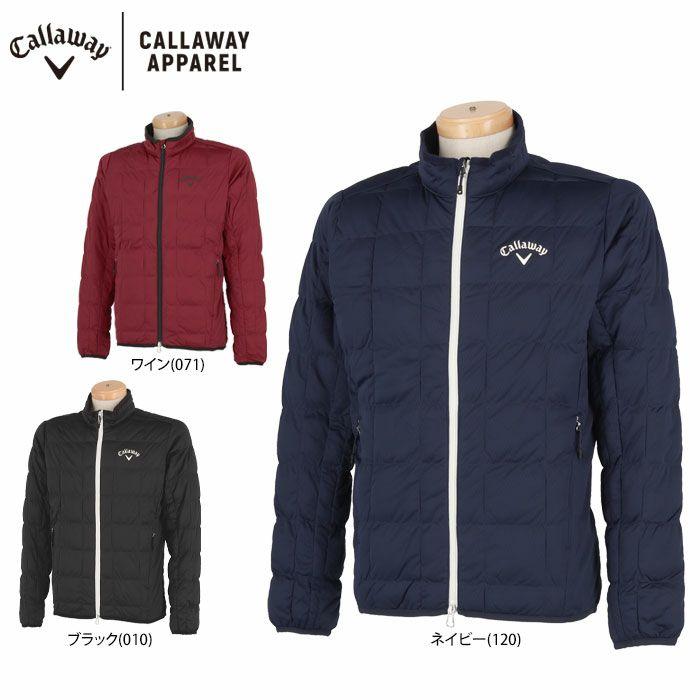 キャロウェイ Callaway メンズ スターストレッチ 中綿 収納袋付き 長袖 フルジップ ブルゾン 241-0215505 2020年モデル