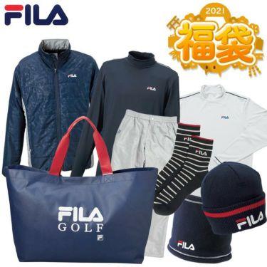 豪華8点セット フィラ FILA メンズ 2021年新春 ゴルフウェア福袋 詳細1
