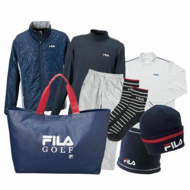 豪華8点セット フィラ FILA メンズ 2021年新春 ゴルフウェア福袋 詳細10