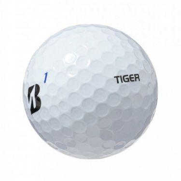 ブリヂストン TOUR B XS ツアーB エックスエス タイガーウッズ エディション3 ゴルフボール 1ダース(12球入り) 2020年モデル TIGERホワイト(SOWXT3) 詳細3