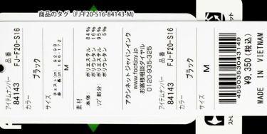 フットジョイ FootJoy メンズ 飛び柄 裏起毛 長袖 タートルネックシャツ FJ-F20-S16 2020年モデル 詳細2
