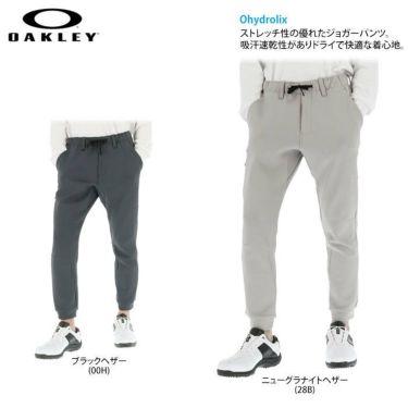 オークリー OAKLEY メンズ SKULL ストレッチ ダブルニット ジョガーパンツ FOA401685 2020年モデル 詳細2