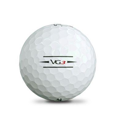 タイトリスト VG3 2020年モデル ゴルフボール 1ダース(12球入り) レインボーパール 詳細3