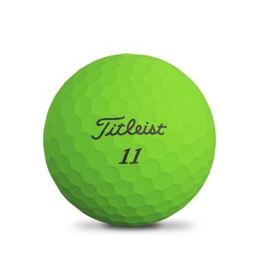 タイトリスト VG3 2020年モデル ゴルフボール 1ダース(12球入り) マットグリーン 詳細2