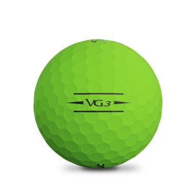 タイトリスト VG3 2020年モデル ゴルフボール 1ダース(12球入り) マットグリーン 詳細3