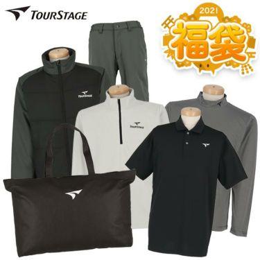 豪華6点セット ツアーステージ TOURSTAGE 2021年新春 メンズ ゴルフウェア福袋 詳細1