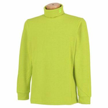ブリヂストンゴルフ TOUR B メンズ 起毛生地 ロゴ刺繍 長袖 タートルネックシャツ SGM30F 2020年モデル イエロー(YE)