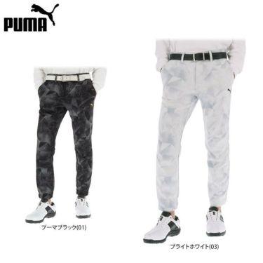 プーマ PUMA メンズ グラフィックプリント 裏起毛 ジョガーパンツ 930113 2020年モデル 詳細1