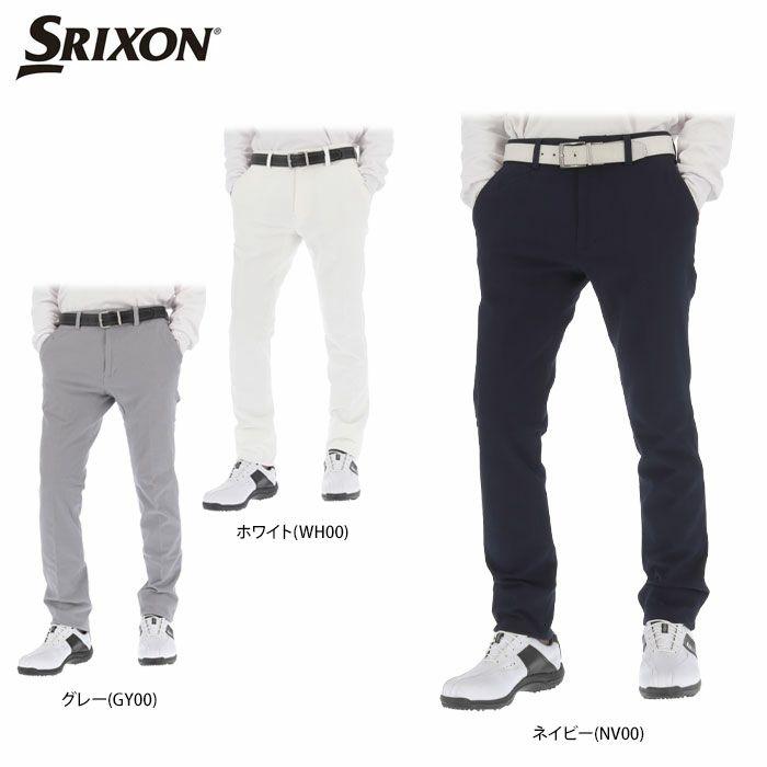 スリクソン SRIXON メンズ ストレッチ ロングパンツ RGMOJD05 2019年モデル [裾上げ対応1]