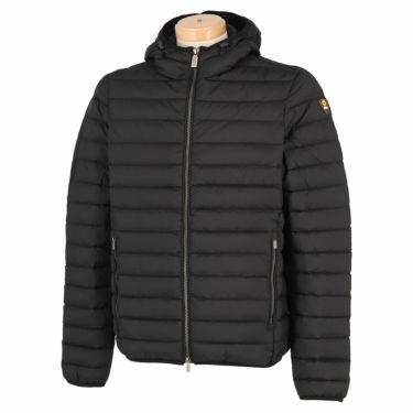 チェッセピューミニ ciesse piumini メンズ フード付き ダウン 長袖 フルジップ ジャケット FRANKLIN-N020C 2020年モデル ブラック(2019PP)