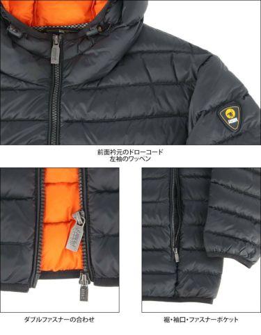 チェッセピューミニ ciesse piumini メンズ フード付き ダウン 長袖 フルジップ ジャケット FRANKLIN-N020C 2020年モデル 詳細2