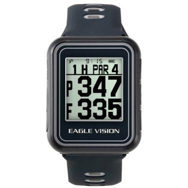イーグルビジョン watch5 ウォッチ5 腕時計型 GPSゴルフナビ EV-019 BK ブラック 詳細1