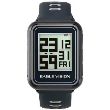 イーグルビジョン watch5 ウォッチ5 腕時計型 GPSゴルフナビ EV-019 BK ブラック 詳細2