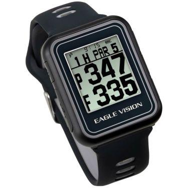 イーグルビジョン watch5 ウォッチ5 腕時計型 GPSゴルフナビ EV-019 BK ブラック 詳細3