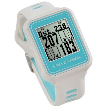 イーグルビジョン watch5 ウォッチ5 腕時計型 GPSゴルフナビ EV-019 WH ホワイト 詳細2
