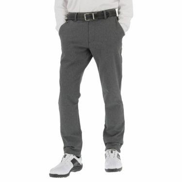 タイトリスト Titleist メンズ 撥水 ストレッチ 裏起毛 防風 テーパード ロングパンツ TWMP1983 2019年モデル チャコール(CL)
