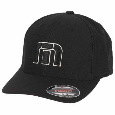 トラヴィスマシュー Travis Mathew メンズ 立体ロゴ刺繍 キャップ AA800BB Black ブラック ブラック(Black)