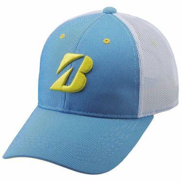 ブリヂストン TOUR B レディース メッシュ キャップ CPG953 BL ブルー ブルー(BL)