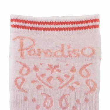 パラディーゾ Paradiso レディース ショートソックス SOA961 PK ピンク 詳細1