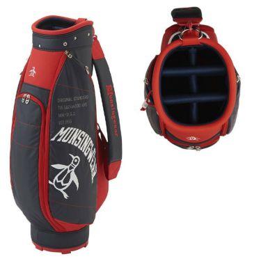 マンシングウェア Munsingwear 軽量 ロゴ刺繍 レディース キャディバッグ MQCRJJ00 NV00 ネイビー 2021年モデル 詳細1