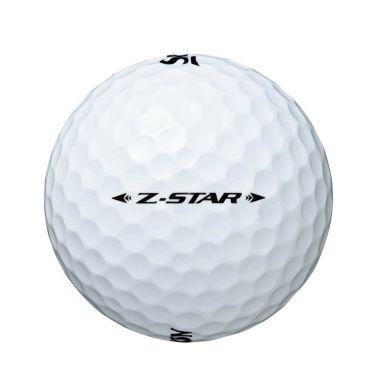 ダンロップ スリクソン Z-STAR 2021年モデル ゴルフボール ホワイト 1ダース(12球入り)  詳細2