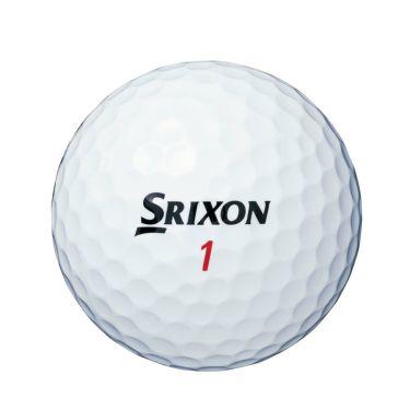 ダンロップ スリクソン Z-STAR XV 2021年モデル ゴルフボール ホワイト 1ダース(12球入り) 詳細1
