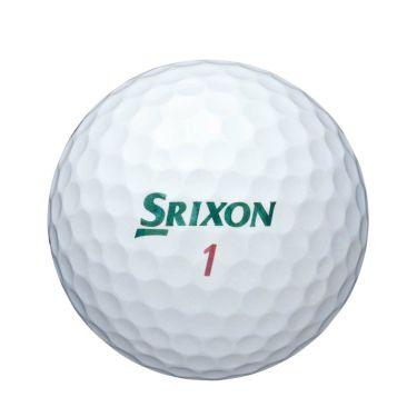 ダンロップ スリクソン Z-STAR XV 2021年モデル ゴルフボール ロイヤルグリーン 1ダース(12球入り) 詳細1