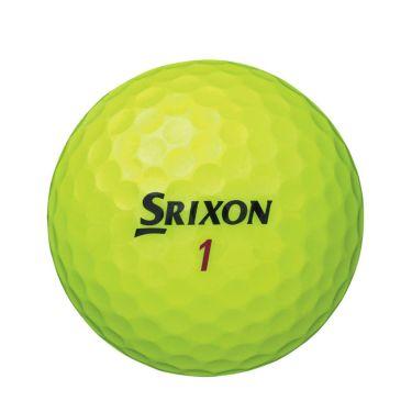 ダンロップ スリクソン Z-STAR XV 2021年モデル ゴルフボール プレミアムパッションイエロー 1ダース(12球入り) 詳細1