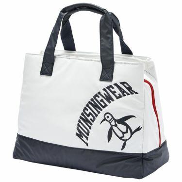 マンシングウェア Munsingwear レディース ボストンバッグ MQCRJA01 WH00 ホワイト 2021年モデル ホワイト(WH00)