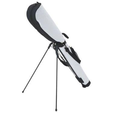 ルコック Le coq sportif フード付き メンズ セルフスタンド クラブケース QQBRJA31 WH00 ホワイト 2021年モデル 詳細1