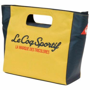 ルコック Le coq sportif 保冷保温機能付き カートポーチ QQCRJA43 YL00 イエロー 2021年モデル イエロー(YL00)