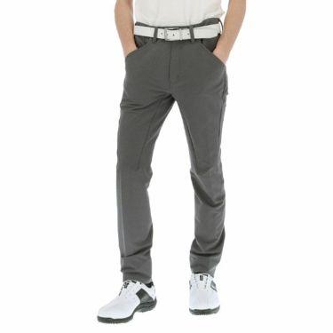 ルコック Le coq sportif メンズ ストレッチ テーパード ロングパンツ QGMNJD04 2019年モデル [裾上げ対応1●] ブラック(BK00)
