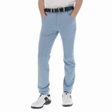 ルコック Le coq sportif メンズ ストレッチ テーパード ロングパンツ QGMNJD04 2019年モデル [裾上げ対応1●] ブルー(BL00)