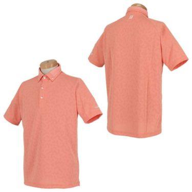 ブリヂストンゴルフ TOUR B メンズ メッシュ ジャガード 半袖 ボタンダウン ポロシャツ 3GN03A 2019年モデル 詳細3