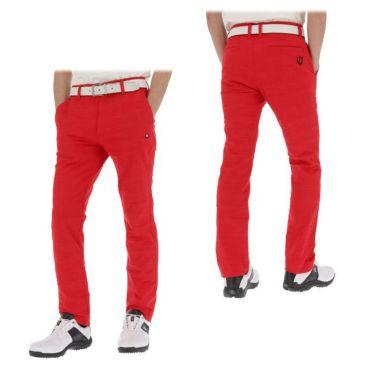 ルコック Le coq sportif メンズ ジャカード 総柄 テーパード ロングパンツ QGMNJD01 [裾上げ対応1●] 詳細3