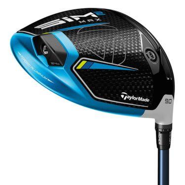 テーラーメイド SIM2 MAX シム2 マックス 2021年モデル メンズ ドライバー TENSEI BLUE TM50 シャフト 詳細2