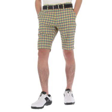 【ss特価】△エドウィン メンズ レギュラー ショートパンツ EG20SS1040 [2020年モデル] ゴルフウェア [春夏モデル 63%OFF] 特価 マルチカラーチェック(675)