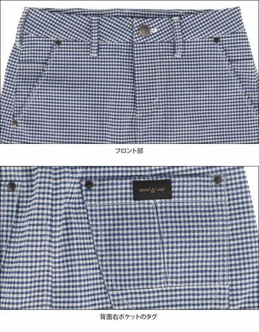 エドウィン EDWIN レディース ストレッチ スカート EG20SS3010 2020年モデル 詳細4