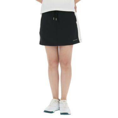 【ss特価】△エドウィン レディース ロゴプリント ジョガー スカート EG20SS4030 [2020年モデル] ゴルフウェア [春夏モデル 72%OFF] 特価 ブラック(601)