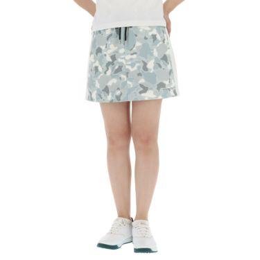 【ss特価】△エドウィン レディース ロゴプリント ジョガー スカート EG20SS4030 [2020年モデル] ゴルフウェア [春夏モデル 72%OFF] 特価 ハンターカモ(676)